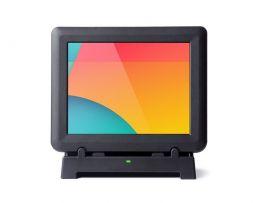Xplore DT-08, Android 4.4, Wlan, NFC, MicroSD, USB, Black