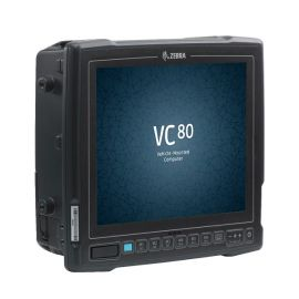 Zebra VC80, USB, powered-USB, RS232, BT, Ethernet, WLAN, 10 IoT Enterprise-VC8010SSBB31CBAAXX