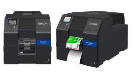 Epson ColorWorks C6000 / C6500 Printers-BYPOS-5045